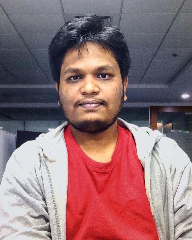Sai Prashanth Pulisetti -Cyber Security Speciallist